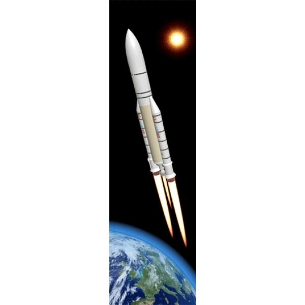 Semn Carte 3D, Ariane 5