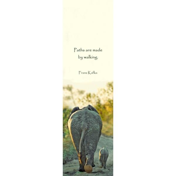Semn Carte 3D, Elefanti in Botswana
