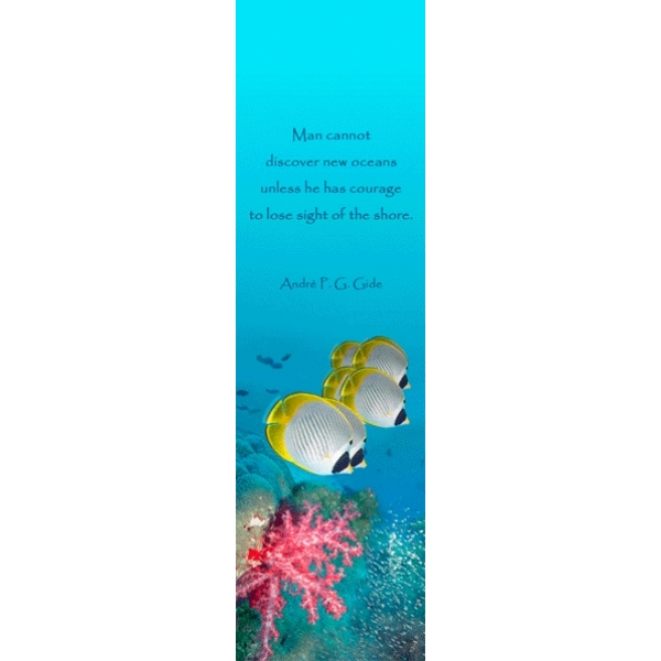 Semn Carte 3D, Ocean