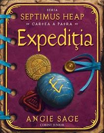 EXPEDITIA (SEPTIMUS HEAP, VOL 4)