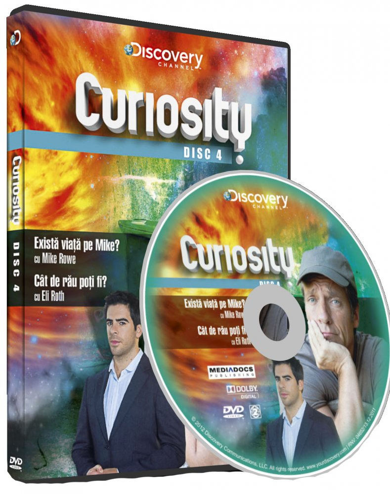 SERIA CURIOSITY DISC 4