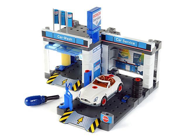 Service auto cu spalatorie, 8647