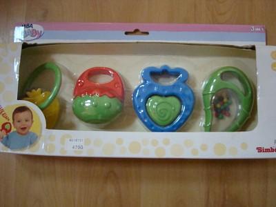 Set 4 sunatori pt. bebe