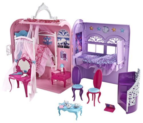 zzSet Barbie joaca