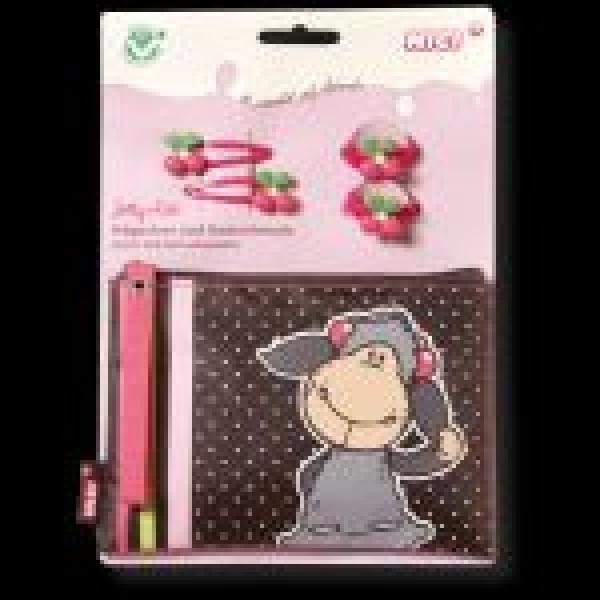 Set cadou penar + accesorii par,Lucy Mah