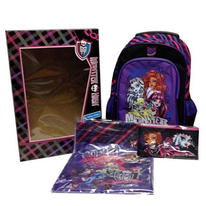 Set cadou,cu troller, Monster High