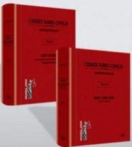SET CODEX JURIS CIVILIS. TOMUL 1 + 2