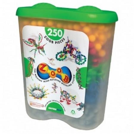 Set Constructii Zoob 250 pcs