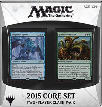 Set Core 2015   - Clash Pack MTG