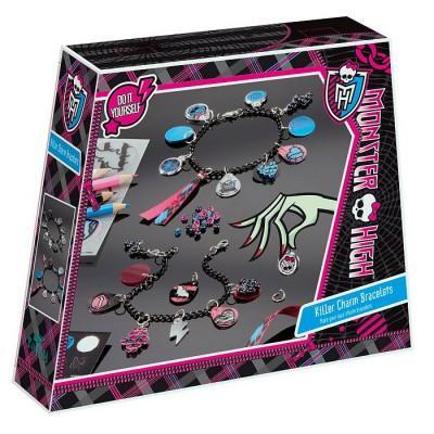 Set creatie bratari,Monster High
