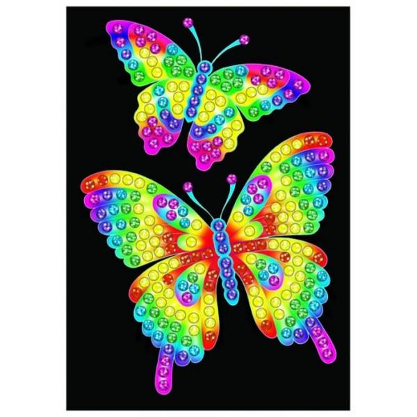 zzSet creatie margele Fluture