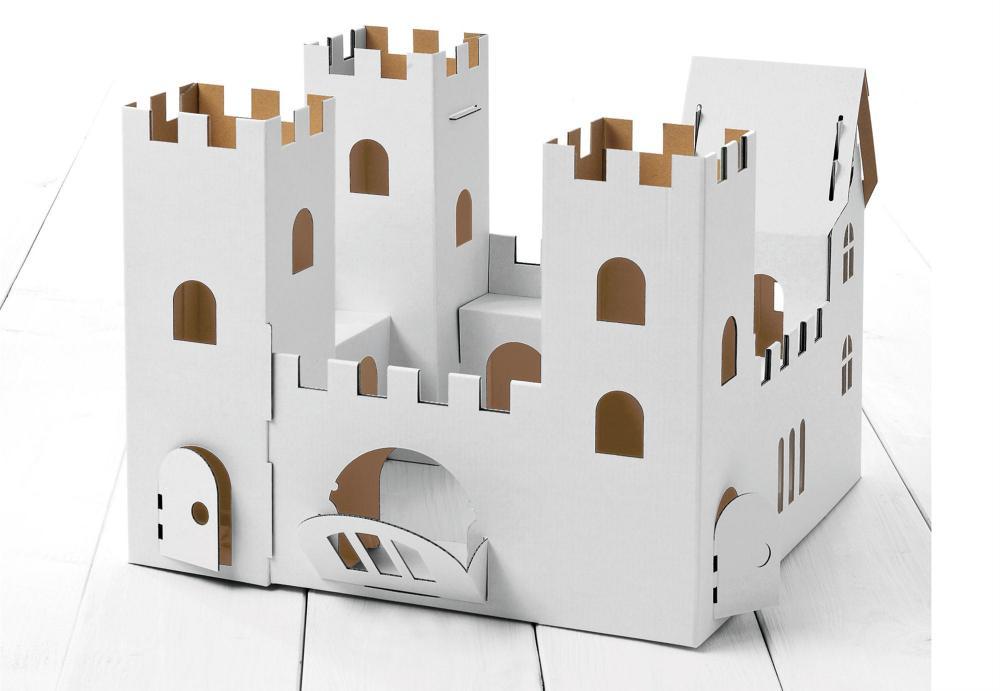 Set creativ, Castelul din poveste