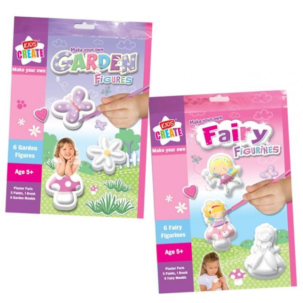 Set creativ,figurine pentru fetite