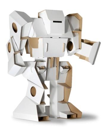 Set creativ, Robot