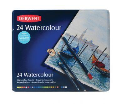 Set creioane Watercolour 24 buc