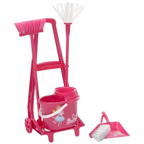 Set curatenie cu mop Barbie