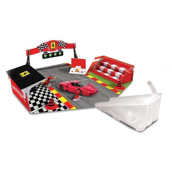 Set de joaca Bburago Ferrari 1:43