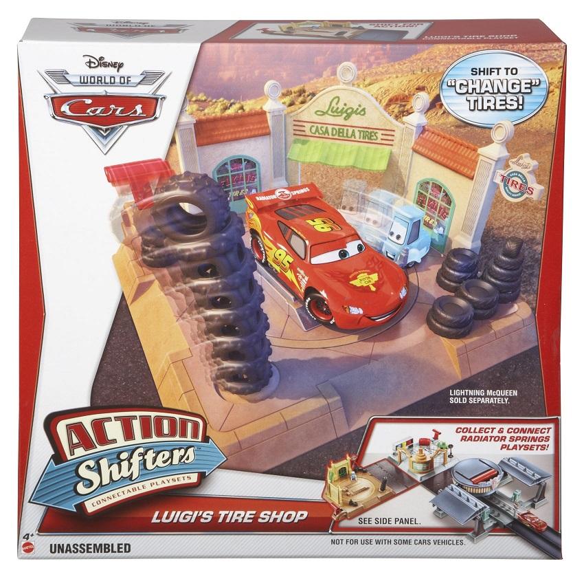 Set de joaca Cars atelierul lui Luigi