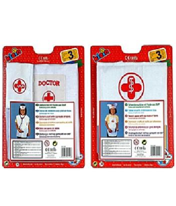 Set doctor cu stethoscop