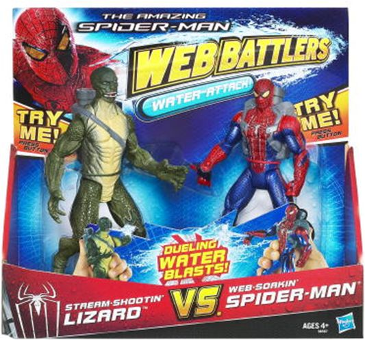 Set doua figurine Spider-Man