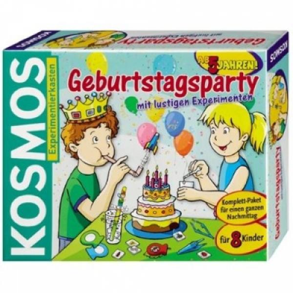 Set experimente pentru petrecere