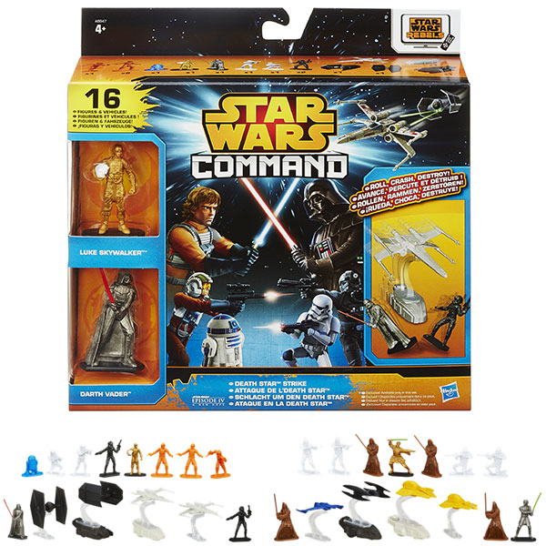 Set figurine Star Wars,set invazie