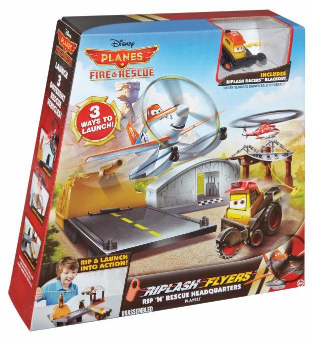 Set joaca avioane Planes cu lansator