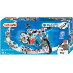zzSet Meccano Multi Models 5