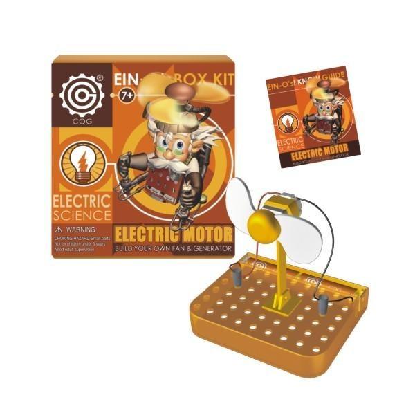 Set mini electric de stiinta