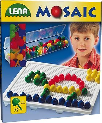 zzSet mozaic mic, opac 15mm