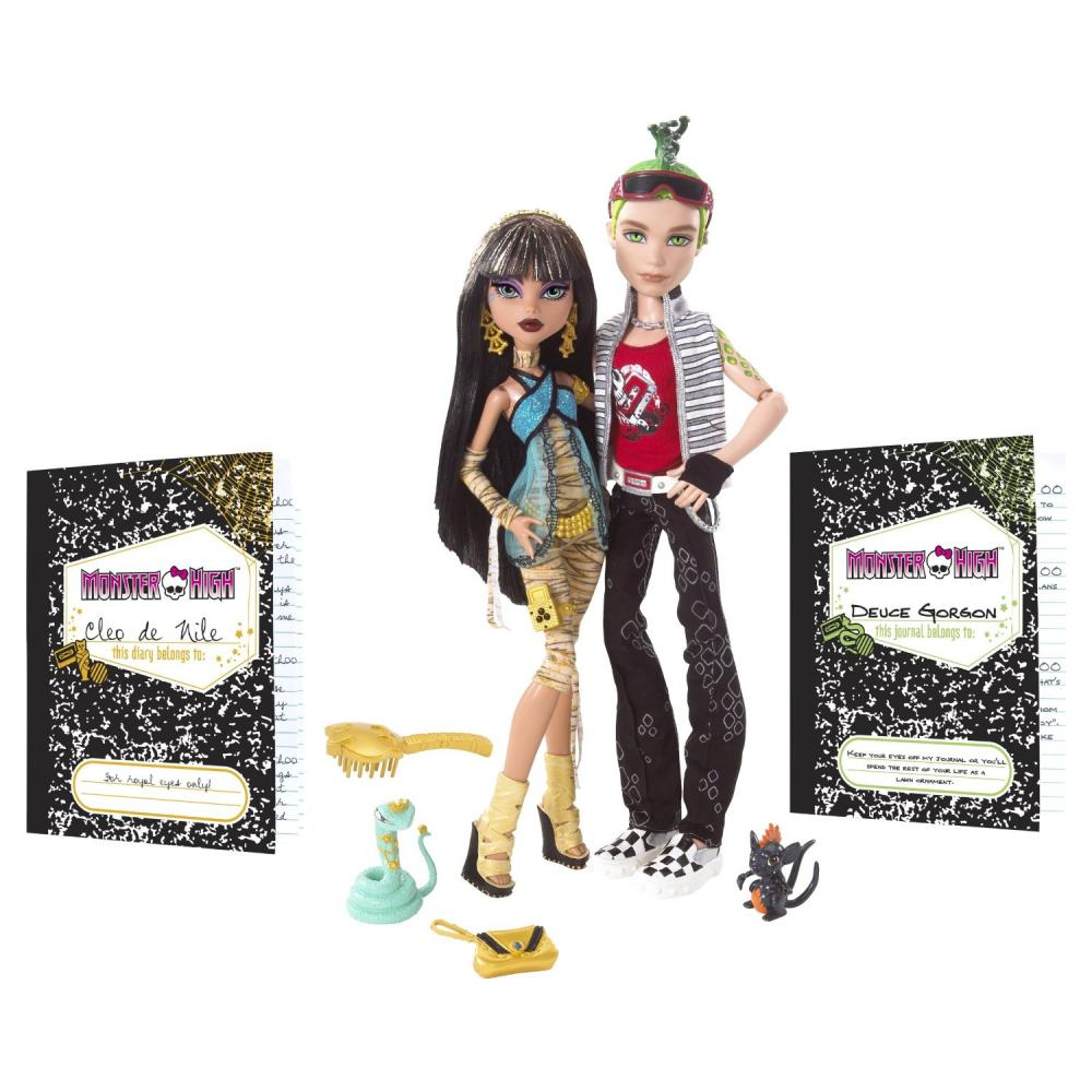 Set papusi Monster High