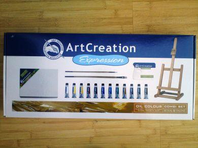 Set pictura ArtCreation,culori acrilice