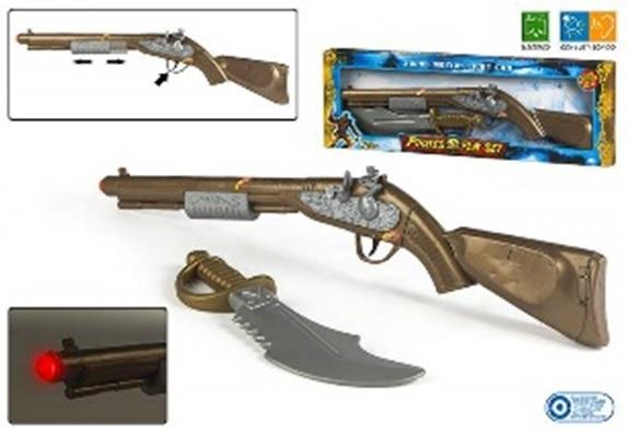 Set pistol cu sabie,ColorBaby,pirat