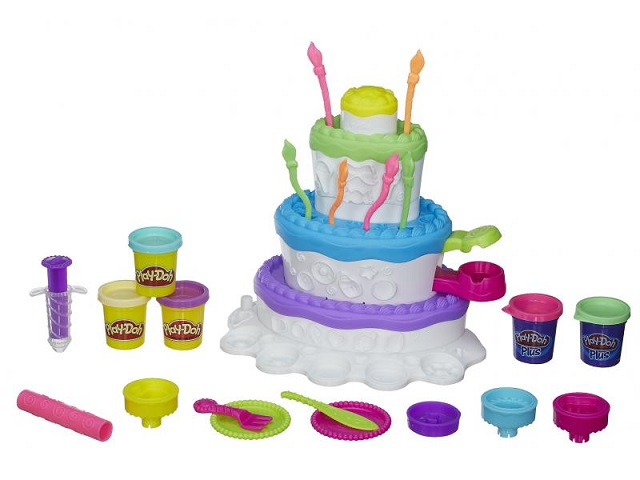 Set plastilina Cake Mountain