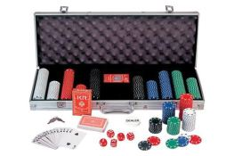 Set poker ColorBaby