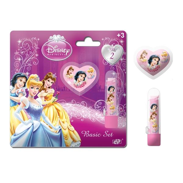 zzSet radiera+ascutitoare Princess