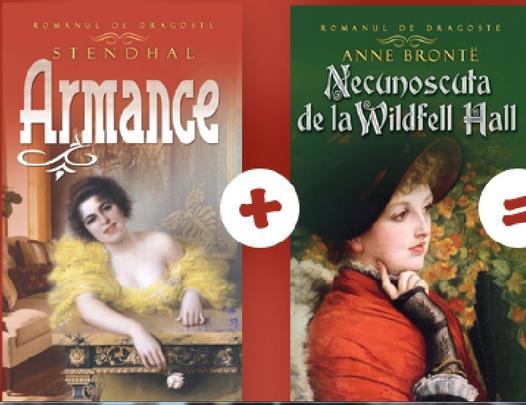 SET ROMANUL DE DRAGOSTE VOL 1+2