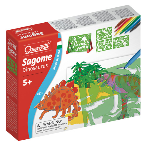 zzSet sabloane Sagome Dinozauri
