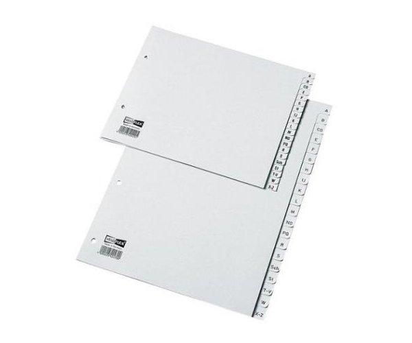 Set separatoare A4 p lastic