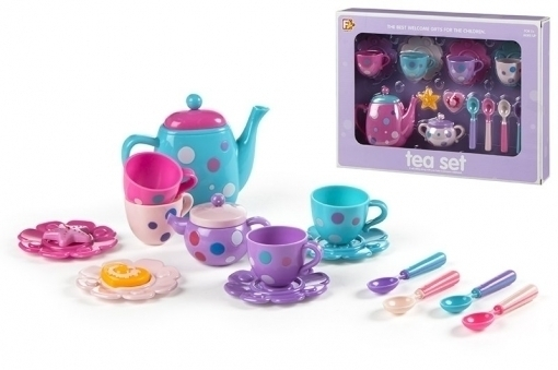 Set servire ceai,design buline,40792
