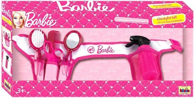 Set stilist cu accesorii Barbie