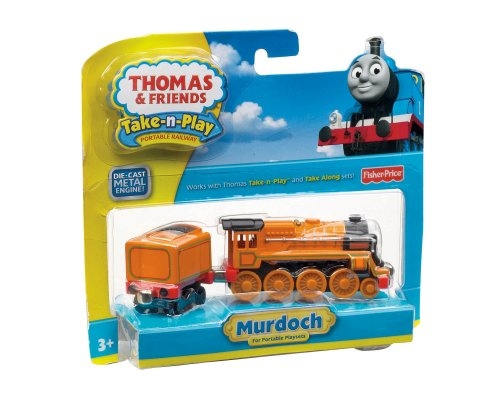 Set Thomas vehicule mari Take n Play