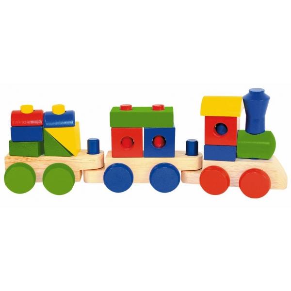 Set tren cuburi