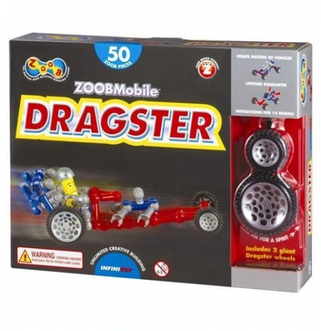 Set Zoob Mobile Dragster