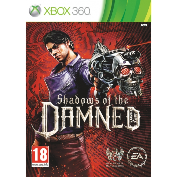 SHADOWS OF THE DAMNED - XBOX360