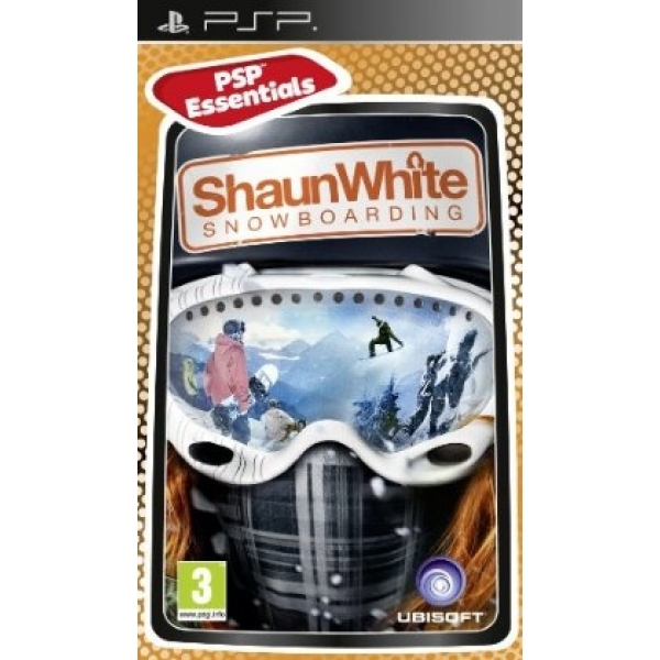 SHAUN WHITE ESSENTIALS - PSP