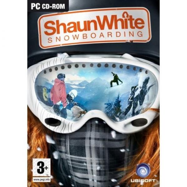 SHAUN WHITE SNOWBOARDIN PC