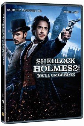 SHERLOCK HOLMES 2- SHERLOCK HOLMES 2