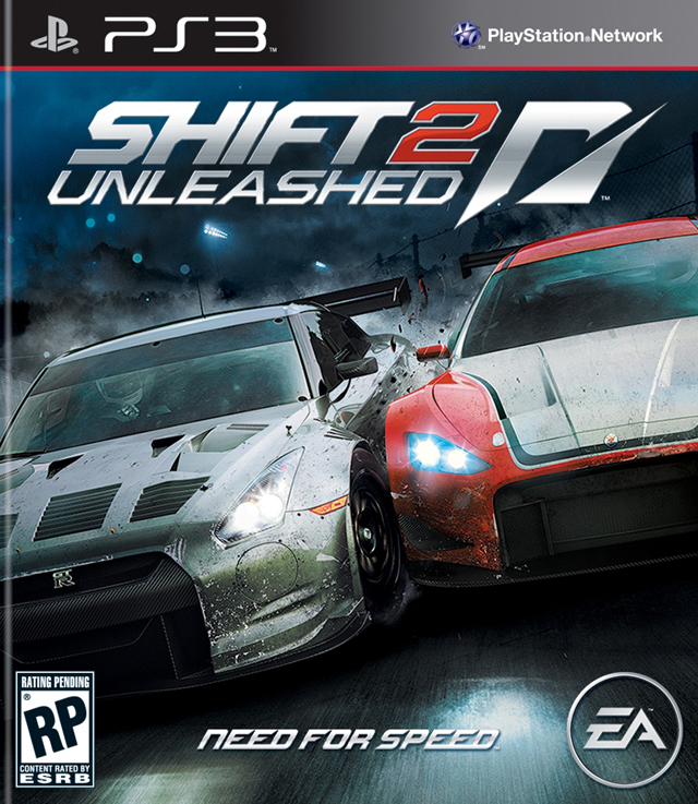 SHIFT 2 UNLEASHED (LE) PS3