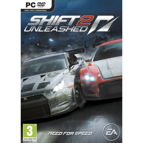 SHIFT 2 UNLEASHED PC
